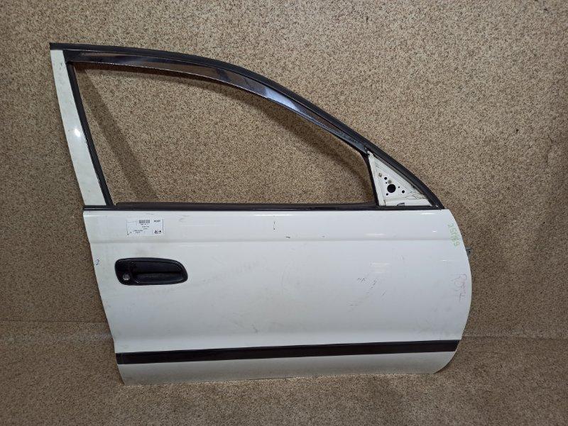 Дверь Toyota Caldina ET196 передняя правая