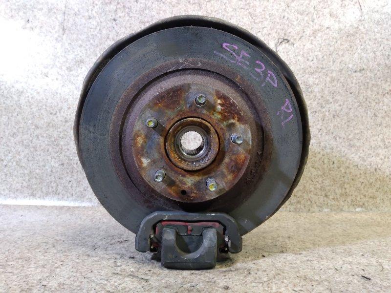 Ступица Mazda Rx-8 SE3P задняя левая