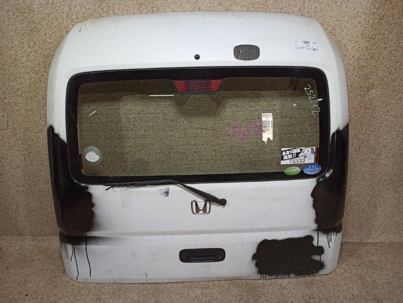 Дверь задняя Honda Acty HH5 2009