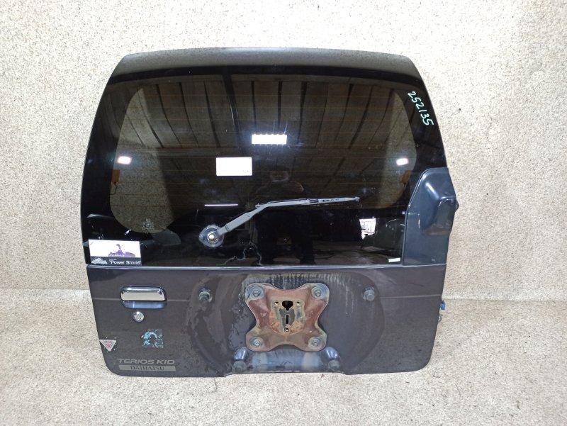 Дверь задняя Daihatsu Terios Kid J111G 2001