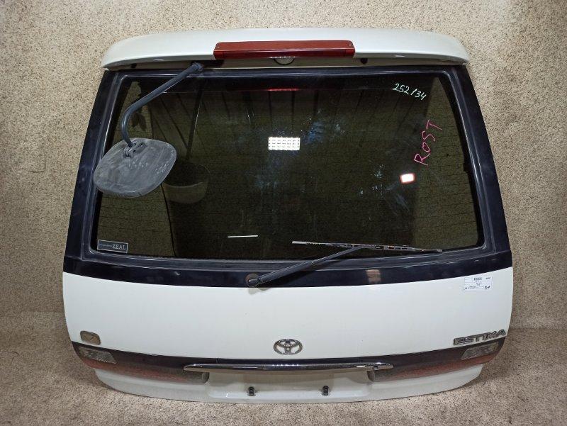 Дверь задняя Toyota Estima TCR10 1999