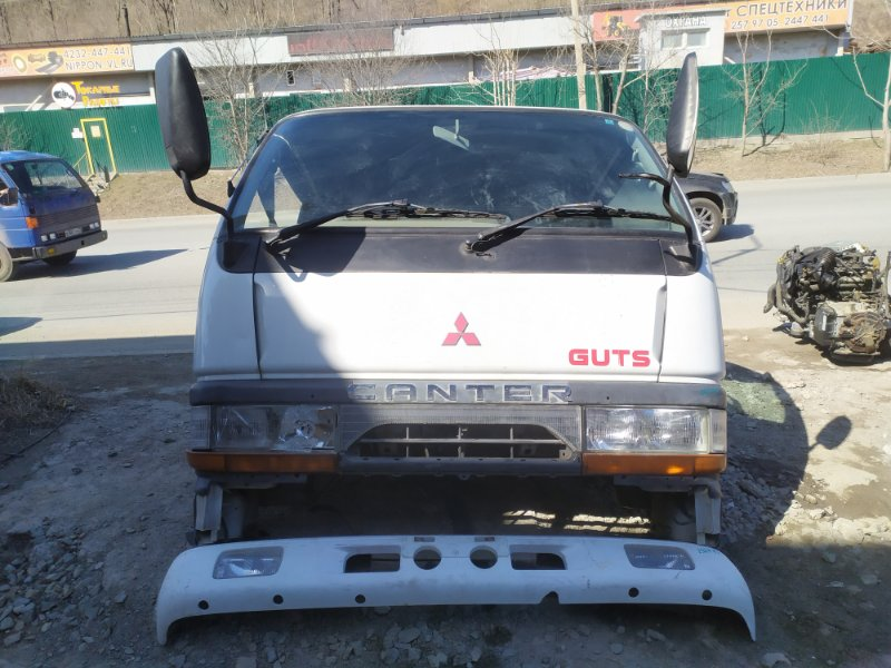 Кабина Mitsubishi Canter FA510B 4G63 1997