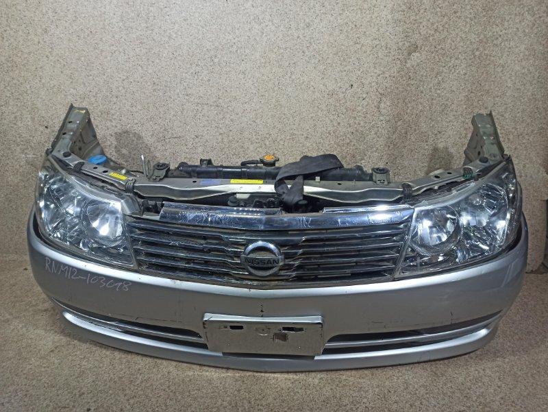 Nose cut Nissan Liberty RM12 QR20DE