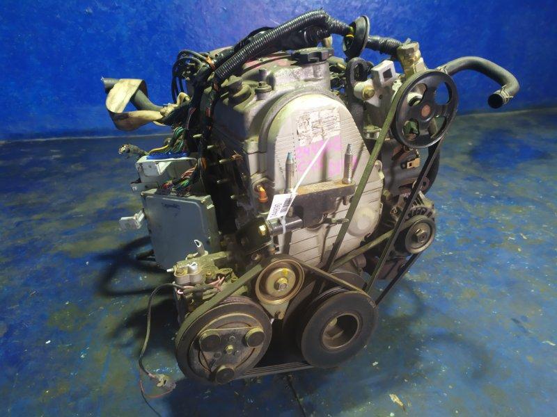 Двигатель Honda Logo GA5 D13B 1998
