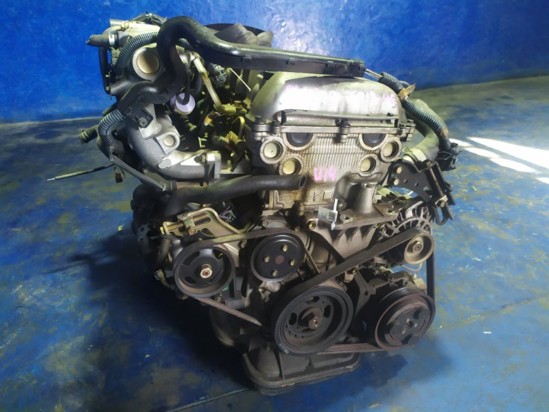 Двигатель Nissan Bluebird U14 SR18DE 1996