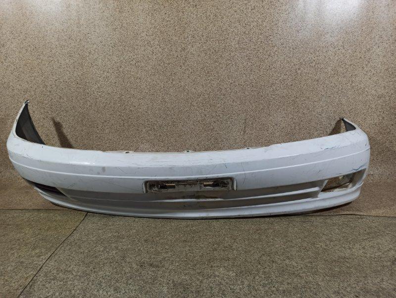 Бампер Nissan Bluebird U14 передний