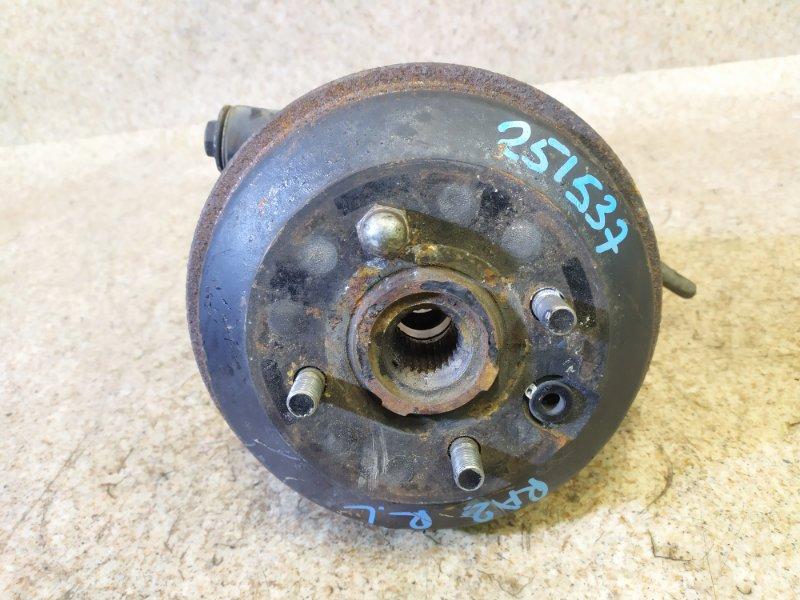 Ступица Subaru Pleo RA2 задняя левая