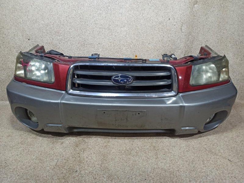 Nose cut Subaru Forester SG5 EJ20