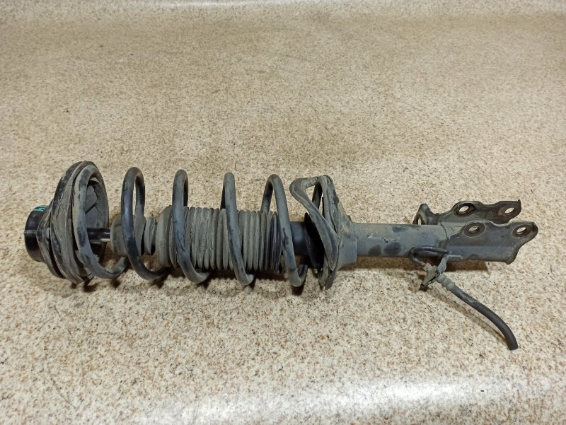 Стойка Nissan Rasheen RFNB14 задняя левая
