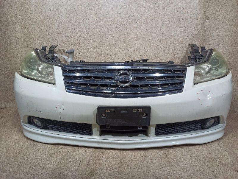 Nose cut Nissan Fuga Y50 VQ25DE 2006