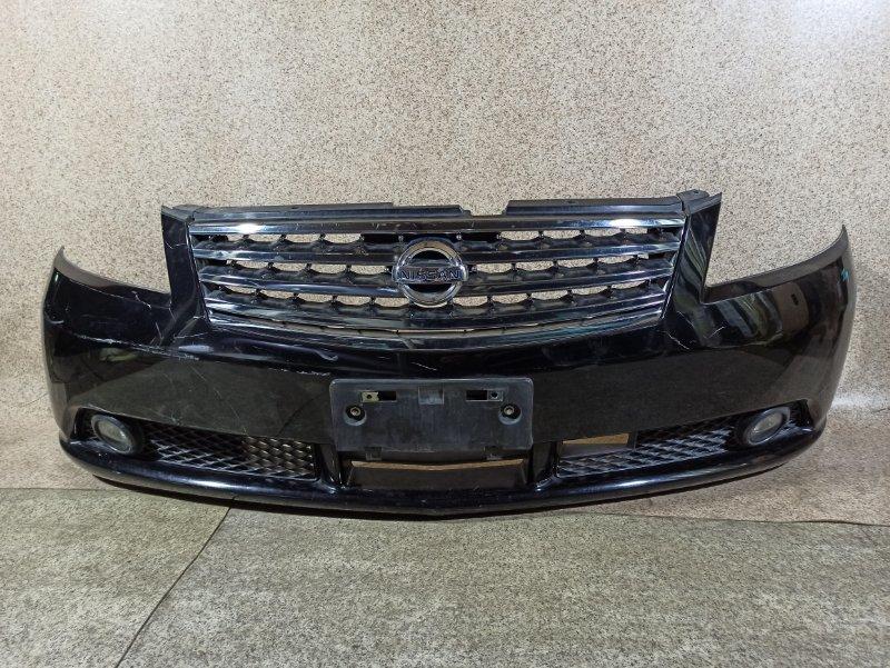 Бампер Nissan Fuga PY50 передний