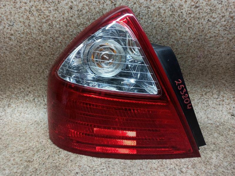 Стоп-сигнал Nissan Fuga Y50 задний левый