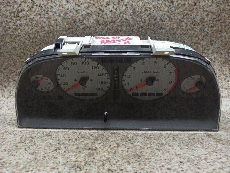 Спидометр Nissan Stagea WGC34 RB25DE
