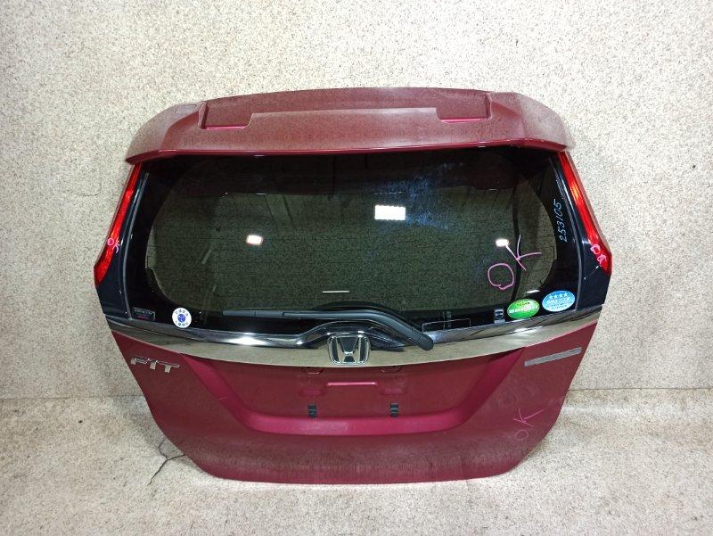 Дверь задняя Honda Fit GP5