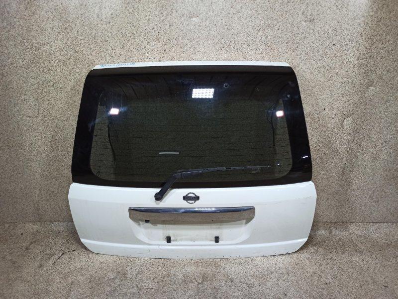 Дверь задняя Nissan X-Trail T30
