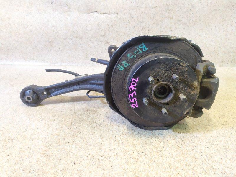 Ступица Subaru Outback BP9 задняя правая