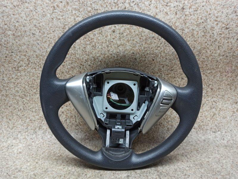 Руль Nissan Serena C26