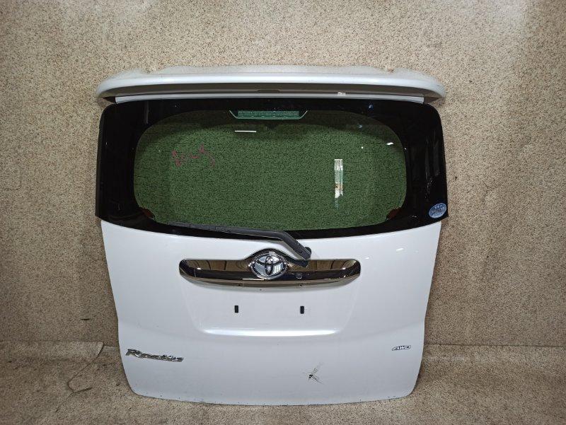 Дверь задняя Toyota Ractis SCP100