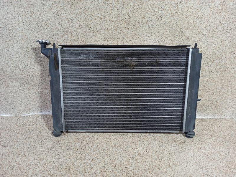 Радиатор основной Toyota Wish ZNE10 1ZZ-FE