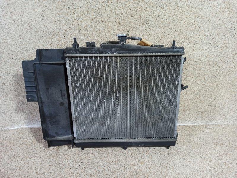 Радиатор основной Nissan Cube YZ11 HR15DE