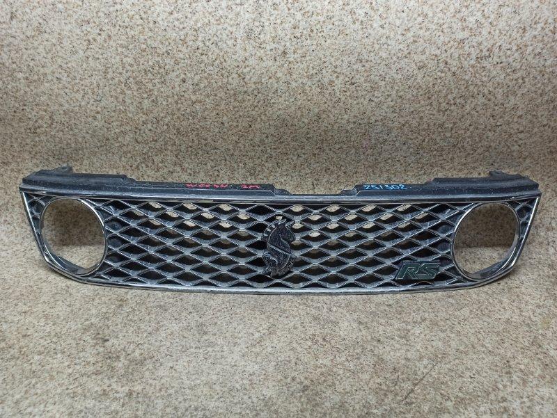 Решетка радиатора Nissan Stagea WGC34
