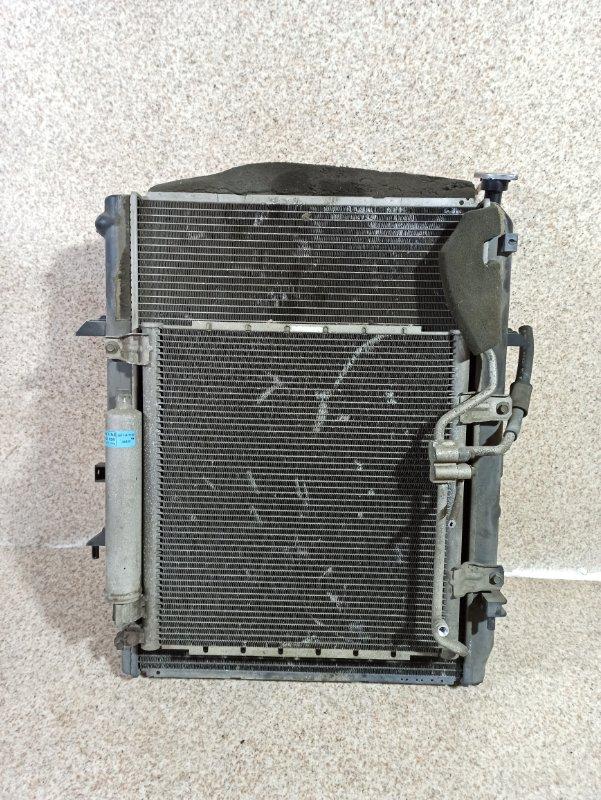 Радиатор основной Mazda Titan SY56T WL