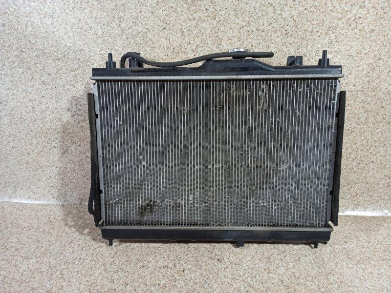 Радиатор основной Nissan Ad Y12 HR15DE