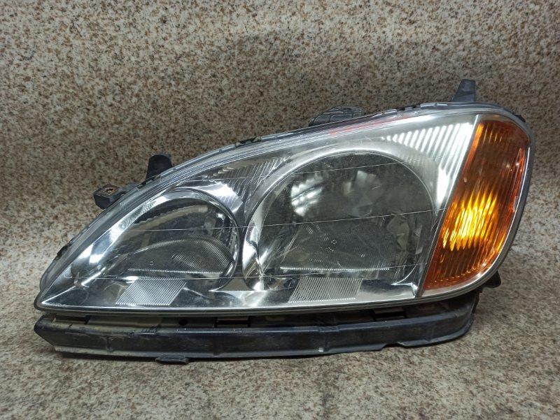 Фара Honda Avancier TA1 передняя левая