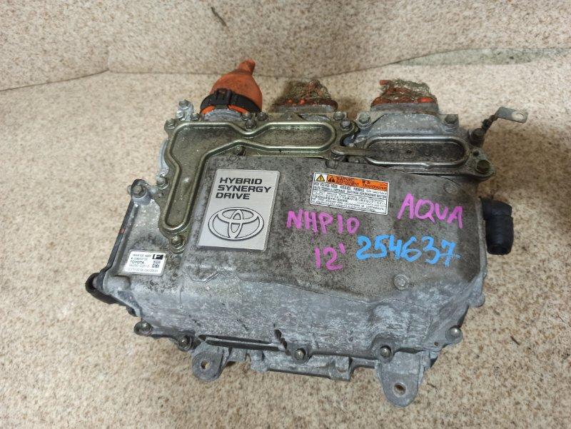 Инвертор Toyota Aqua NHP10 2012