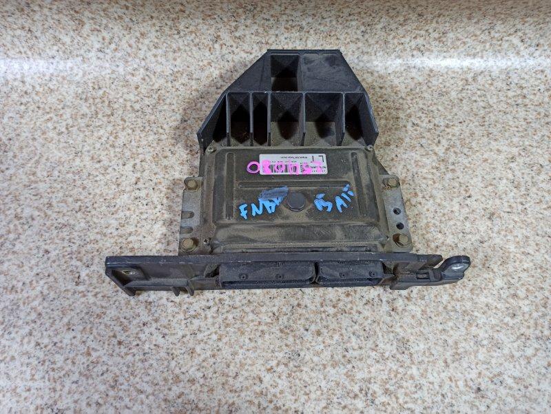 Блок управления efi Nissan Sunny FNB15 QG15DE