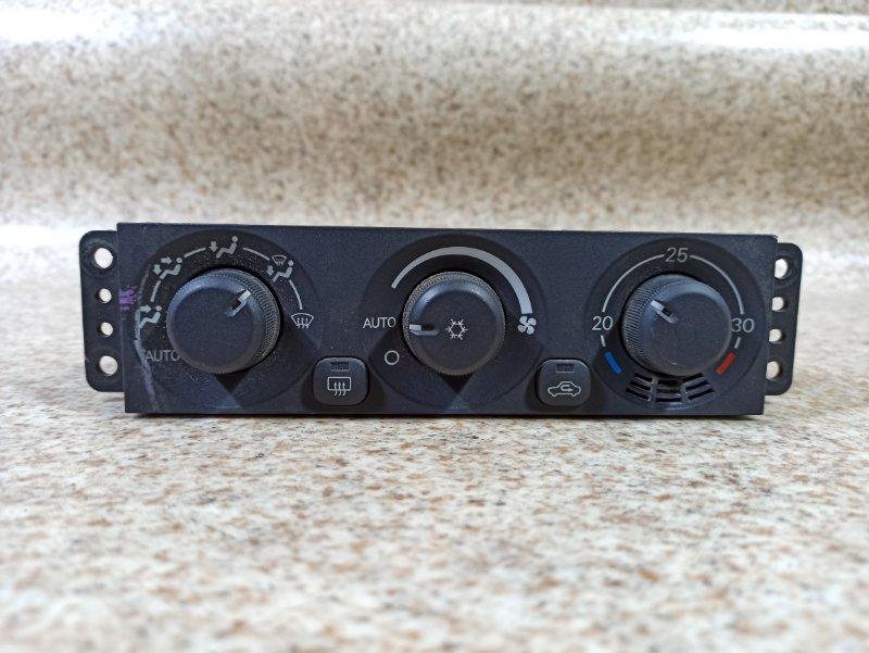 Климат контроль Mitsubishi Pajero Io H77W