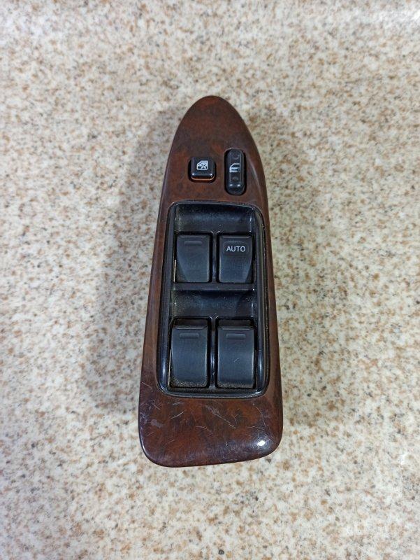 Блок упр. стеклоподьемниками Toyota Mark Ii Qualis MCV20 передний правый