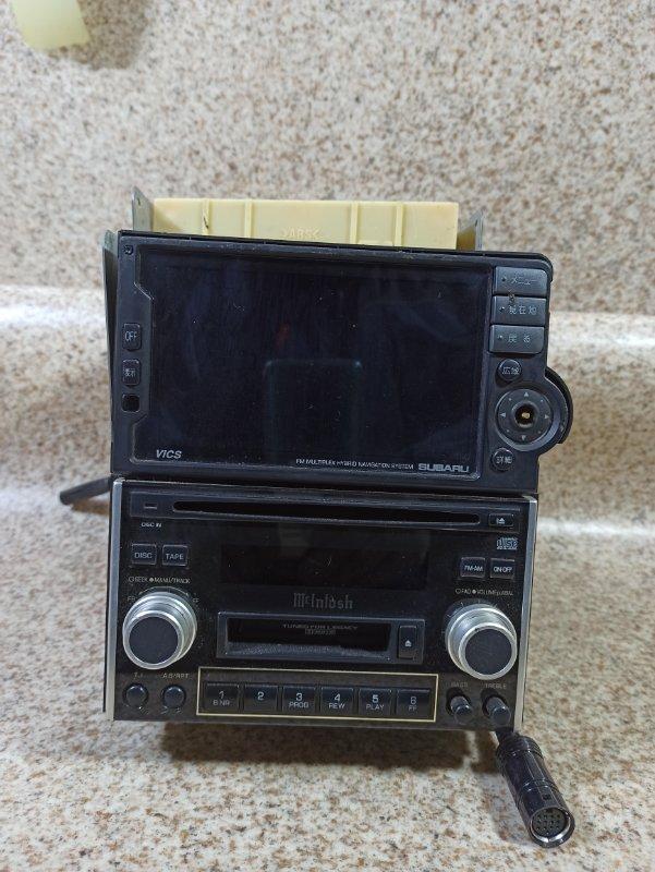 Магнитофон Subaru Legacy BH5