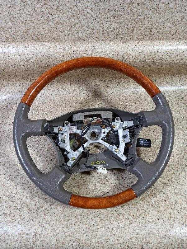 Руль Toyota Progres JCG11