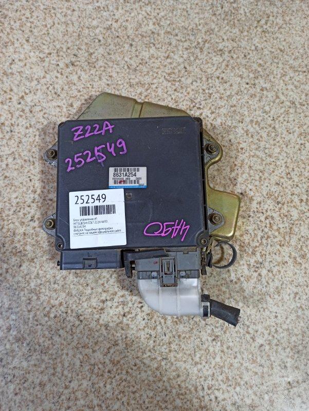 Блок управления efi Mitsubishi Colt Z22A 4A90