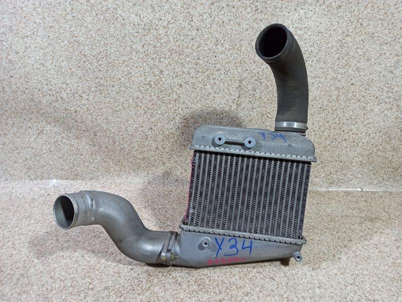 Интеркулер Nissan Cedric Y34 VQ30