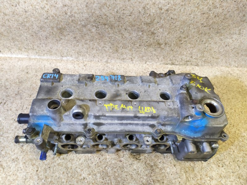 Головка блока цилиндров Nissan March BNK12 CR14DE