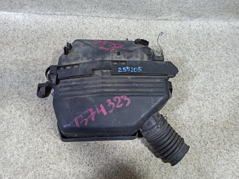 Расходомер воздушный Toyota Alphard ANH10 2AZ-FE