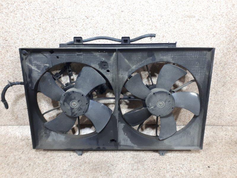 Вентилятор радиатора Nissan Fuga Y50
