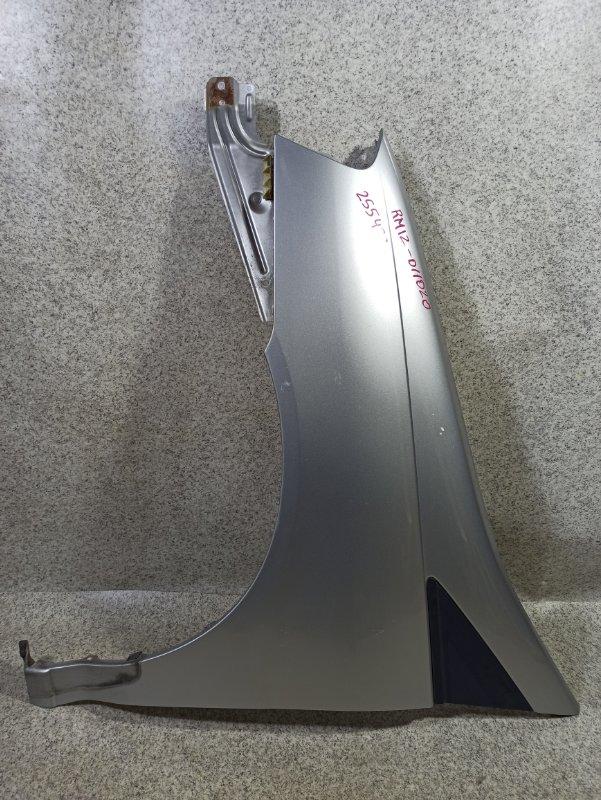 Крыло Nissan Liberty RM12 переднее левое