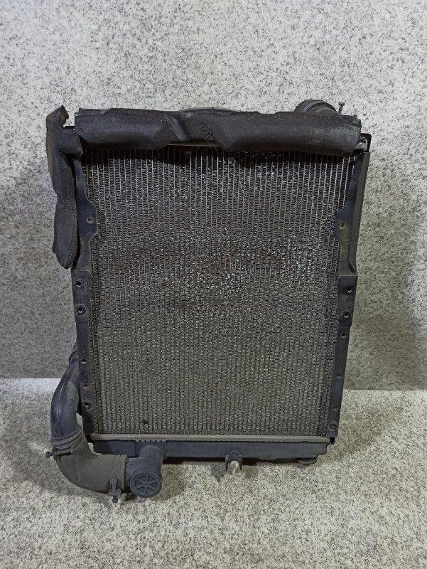 Радиатор основной Mitsubishi Canter FE74DV 4M50-T