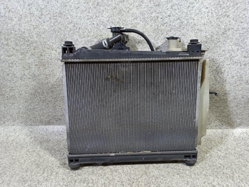 Радиатор основной Toyota Sienta NCP85 1NZ-FE