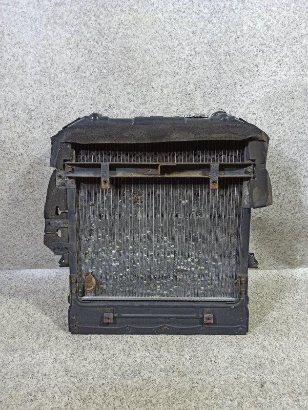 Радиатор основной Isuzu Elf NKR81 4HL1