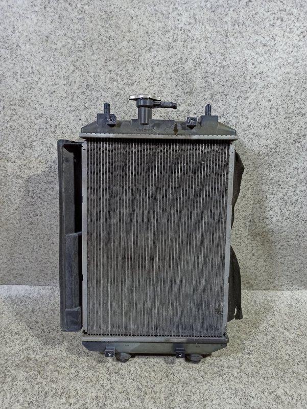 Радиатор основной Toyota Bb QNC21 3SZ-VE