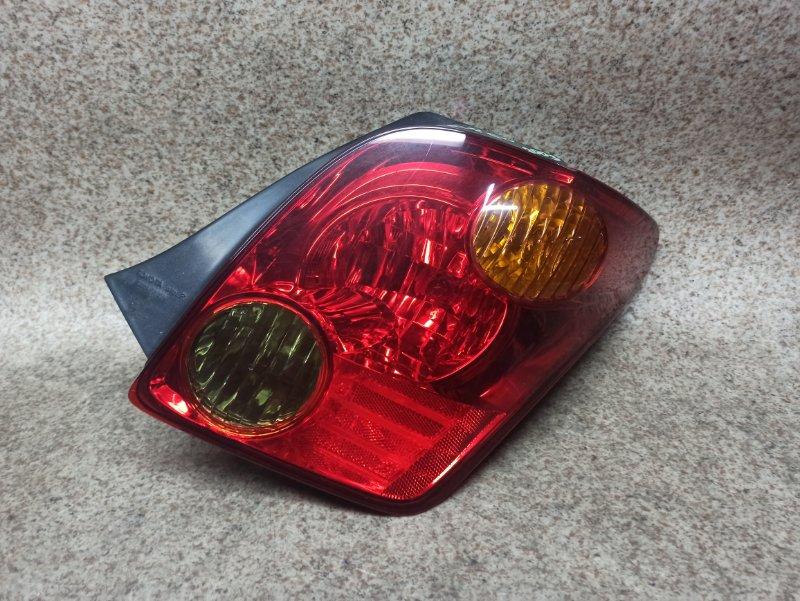 Стоп-сигнал Toyota Ist NCP60 2003 задний правый