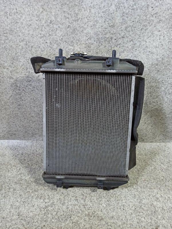 Радиатор основной Toyota Passo QNC10 K3-VE