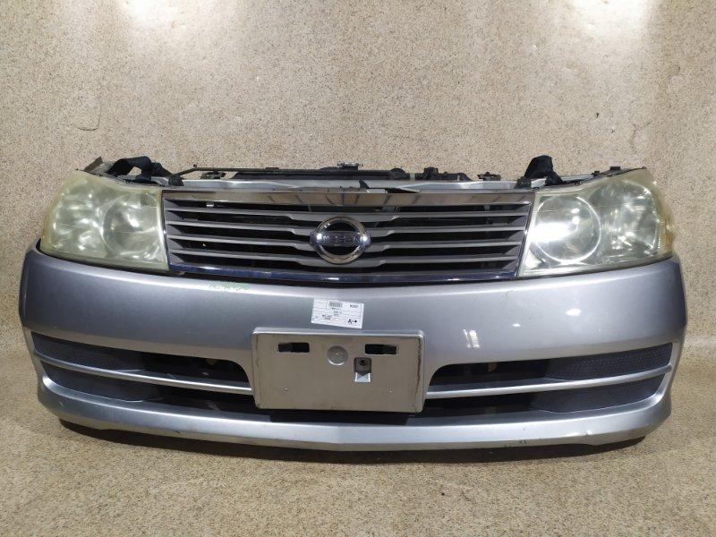 Nose cut Nissan Liberty RM12 QR20DE 2002