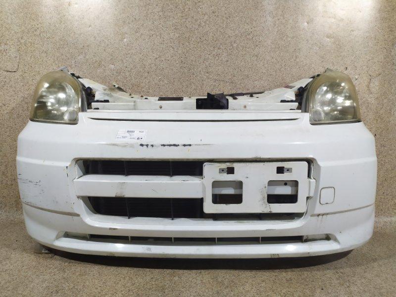 Nose cut Honda Life JB1 E07Z 2001
