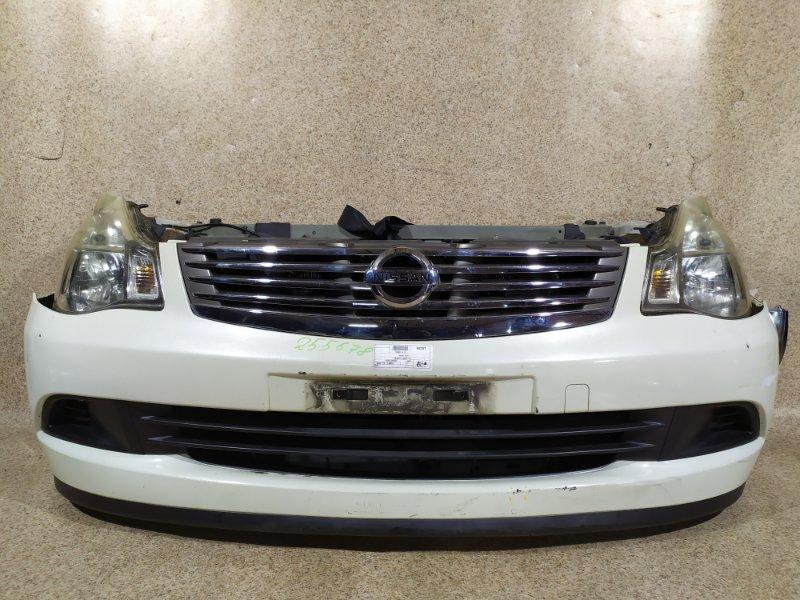 Nose cut Nissan Bluebird Sylphy KG11 MR20 2007