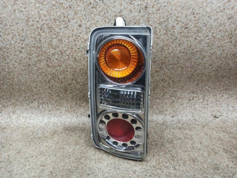 Стоп-сигнал Nissan Elgrand E51 задний левый